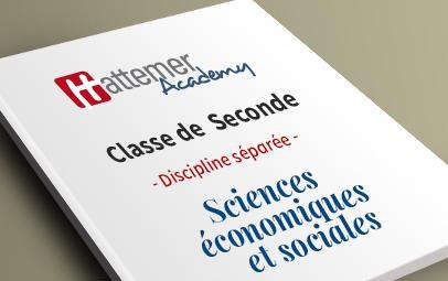 Seconde - Sciences Economiques Sociales
