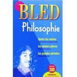 BLED Philosophie - Edition HACHETTE