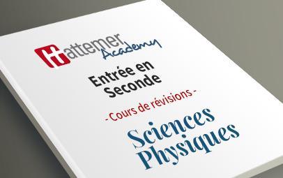 Entrée en Seconde - Sciences Physiques