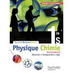 Physique Chimie 1ère S - Edition  HACHETTE