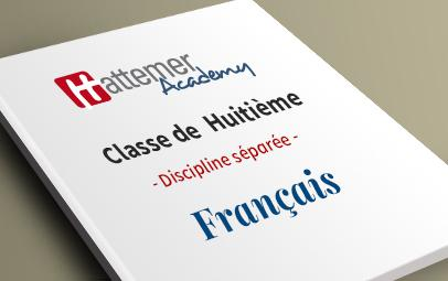 8e (9 à 10 ans) - Français
