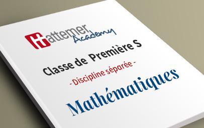 Première S - Mathématiques