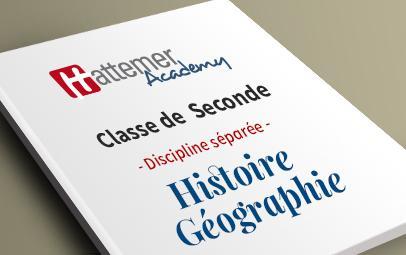 Seconde - Histoire - Géographie