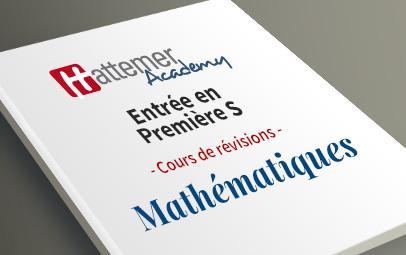 Entrée en Première S - Mathématiques