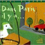 Dans Paris il y a - ELUARD