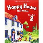 HAPPY HOUSE 2 - Class Book (Facultatif)