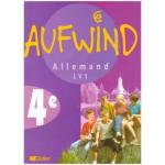 Allemand LV1 - Auf Wind livre 4e - Edition DIDIER