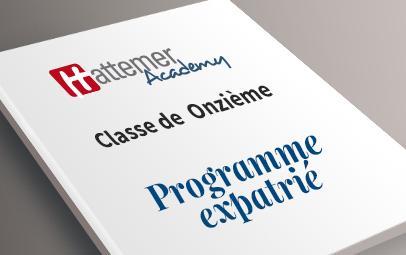 Programme expatrié - 11ème