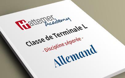 Terminale L - Allemand