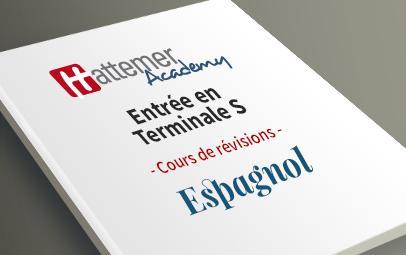 Entrée en Terminale S - Espagnol