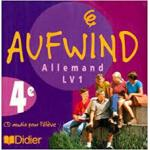 Allemand LV1 - CD Auf Wind 4e - Edition DIDIER
