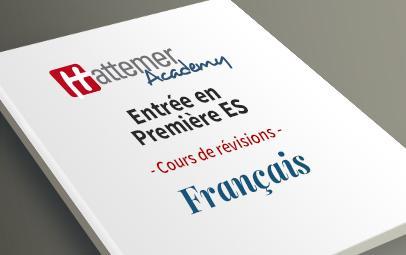 Entrée en Première ES - Français