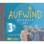 Allemand LV1 - CD Auf Wind 3e - Edition DIDIER
