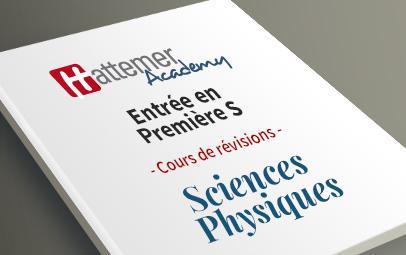 Entrée en Première S - Sciences Physiques