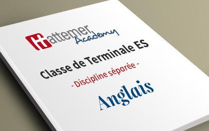 Terminale ES - Anglais