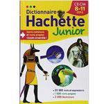 DICTIONNAIRE - CE-CM - Junior Poche - HACHETTE  (Facultatif)