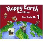 HAPPY EARTH - CD (Facultatif)