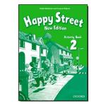 HAPPY STREET 2 - Activity Book (Facultatif)